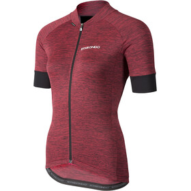 Etxeondo Terra SS Jersey Women red-black